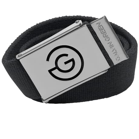 Warren Nylon Belt Black - 2020