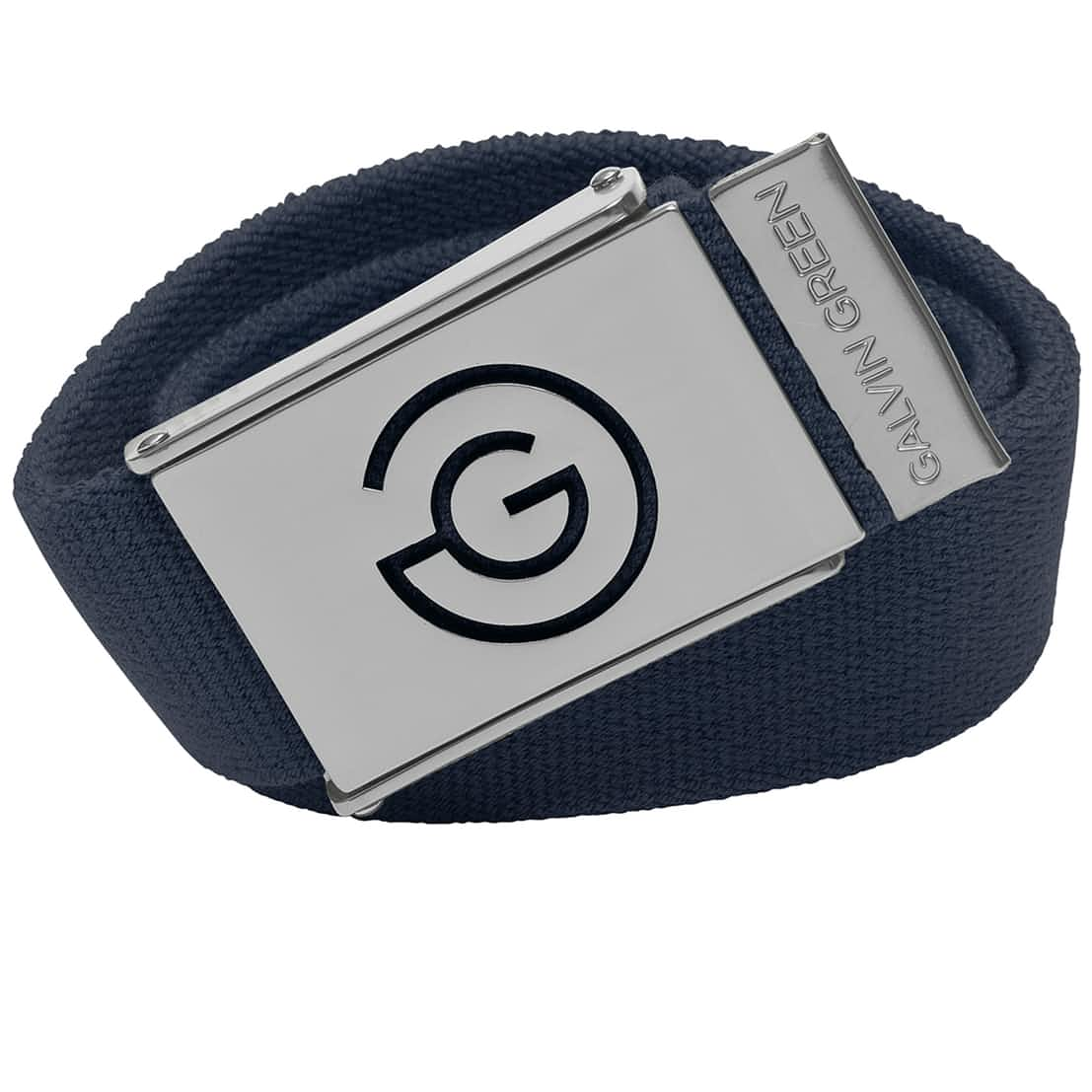 Warren Nylon Belt Navy - 2020