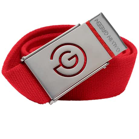 Warren Nylon Belt Red - 2020