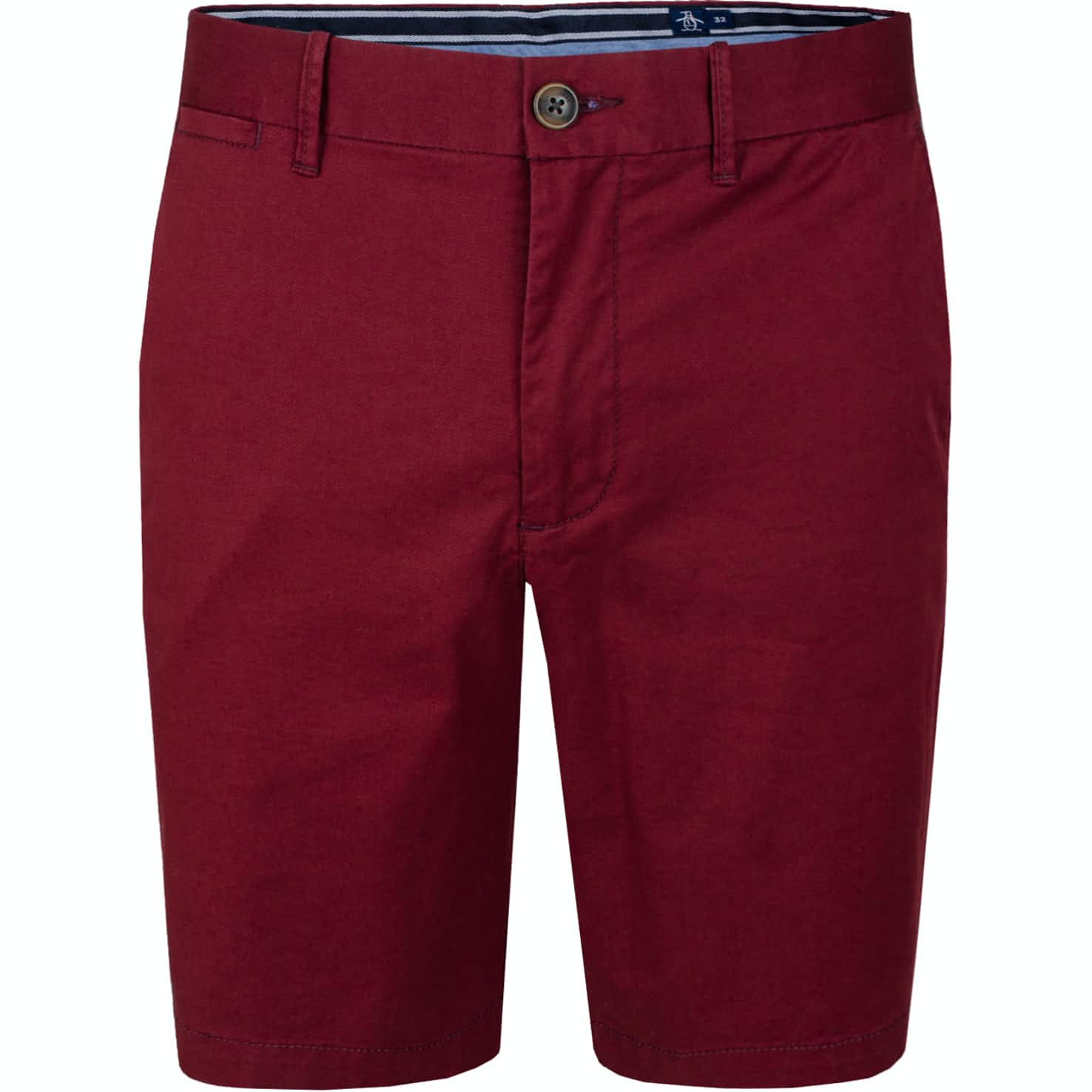 P55 Chino Shorts Tawny Port - AW19