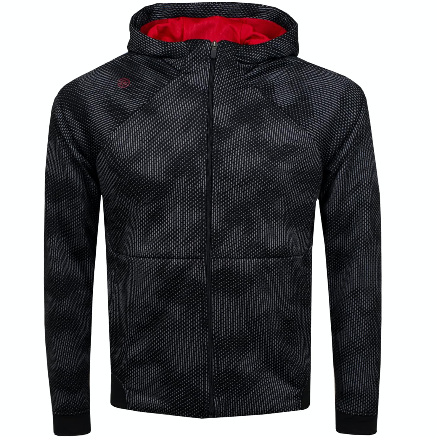 Dolph Insula Jacket Black/Red - 2020