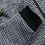 Dolph Insula Jacket Sharkskin/Lime - AW19