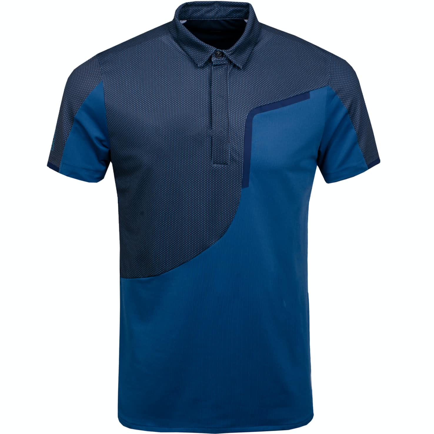 Morty Ventil8+ Polo Ensign Blue/Navy - AW19