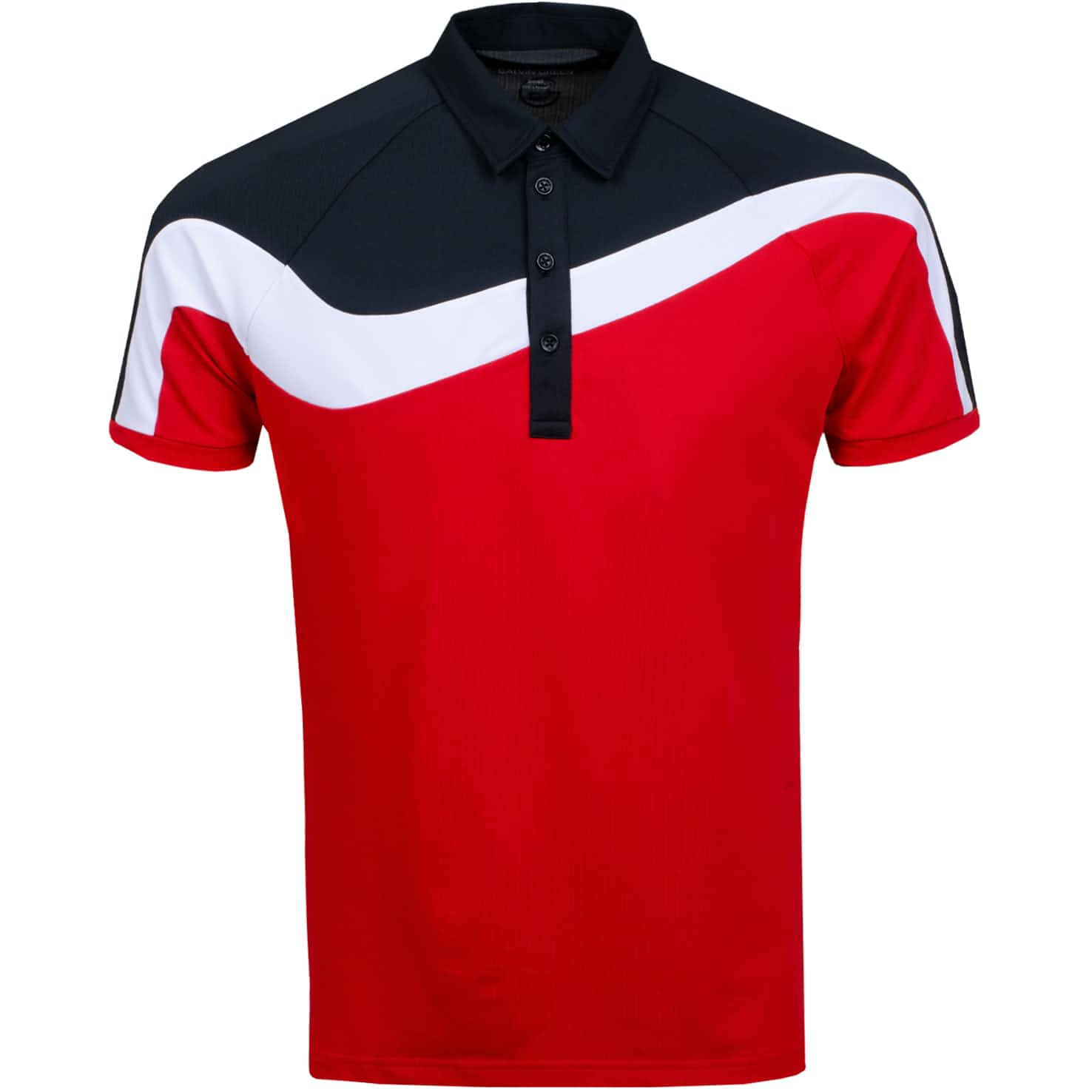 Magnum Ventil8+ Polo Red/Black/White - AW19