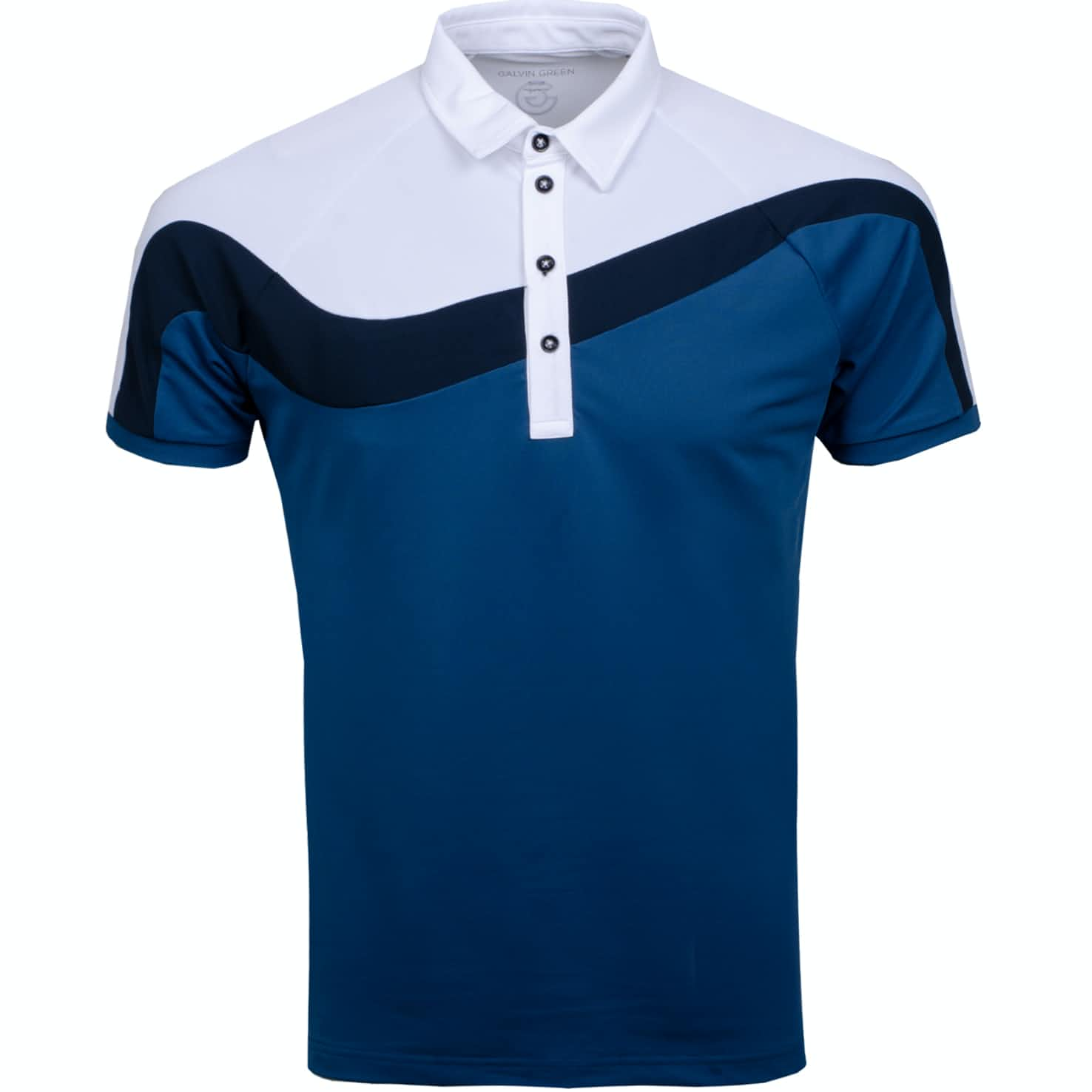 Magnum Ventil8+ Polo Ensign Blue/White/Navy - AW19