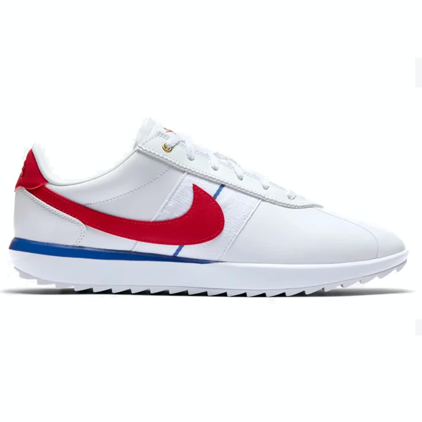 Womens Cortez Golf White/Varsity Red/Royal - AW19
