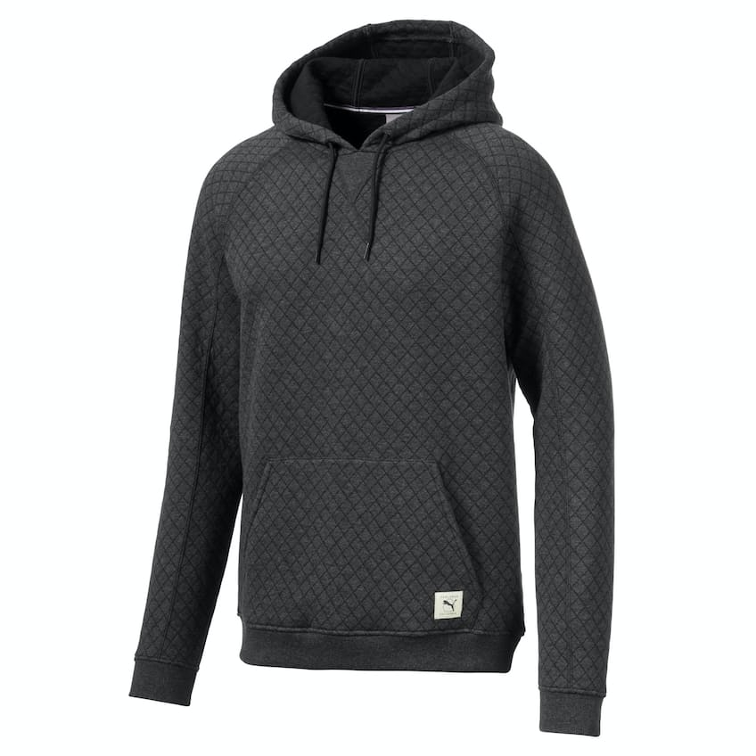 Pullover Hoodie Black Heather - AW19 0