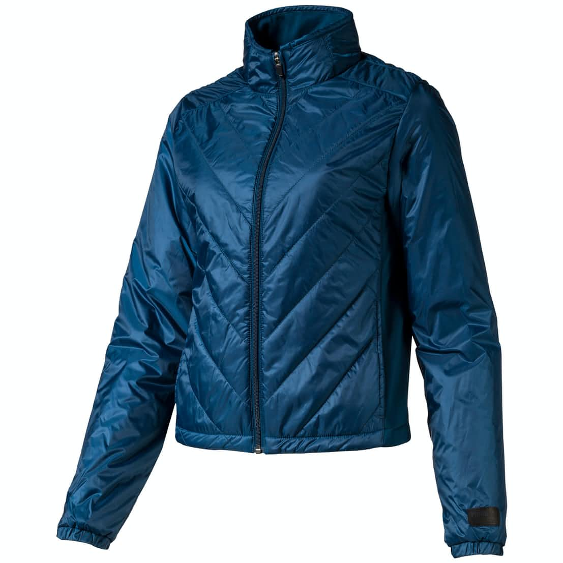 Womens Quilted Primaloft Jacket Gibraltar Sea - AW19