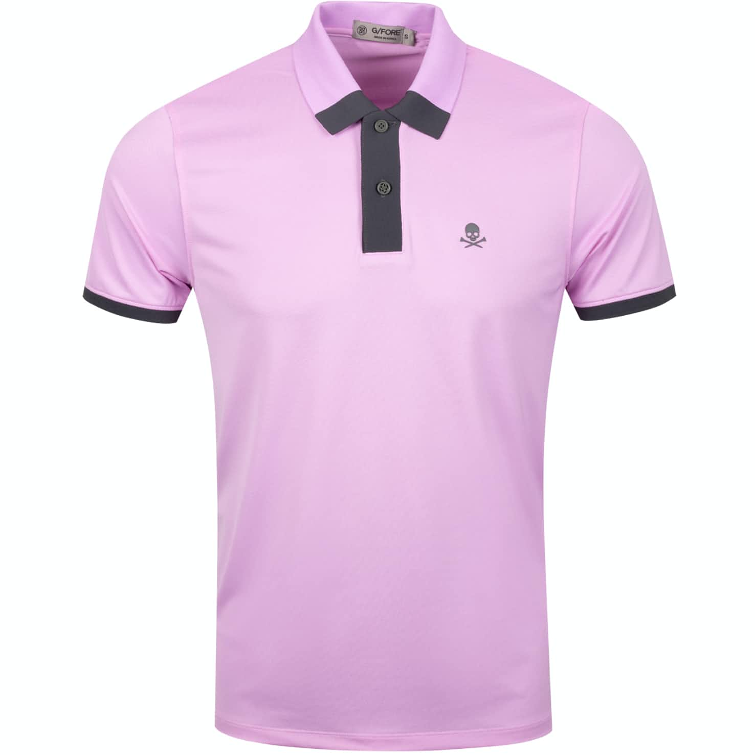Contrast Polo Violet - AW19