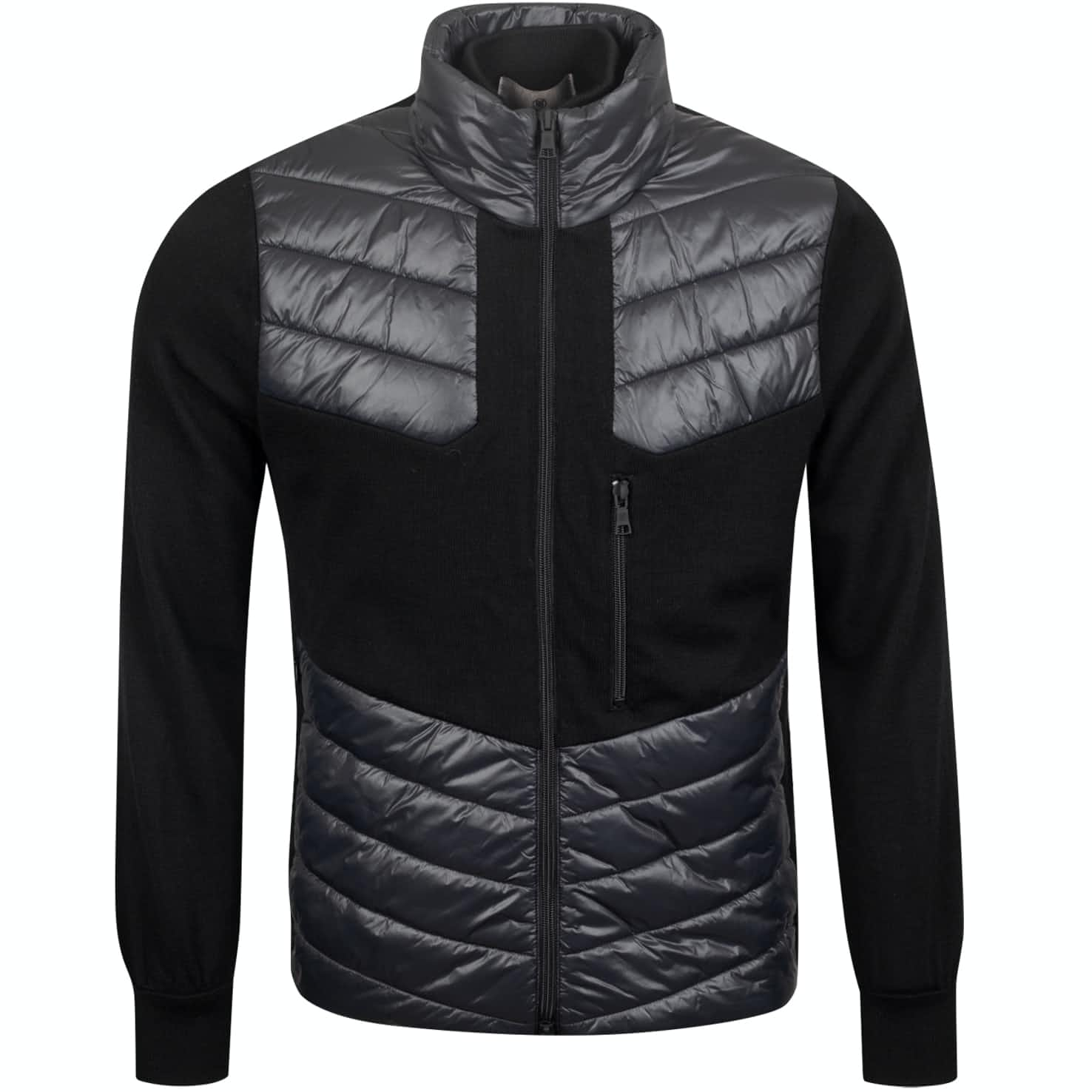 Killer Quilted Jacket Onyx - AW19