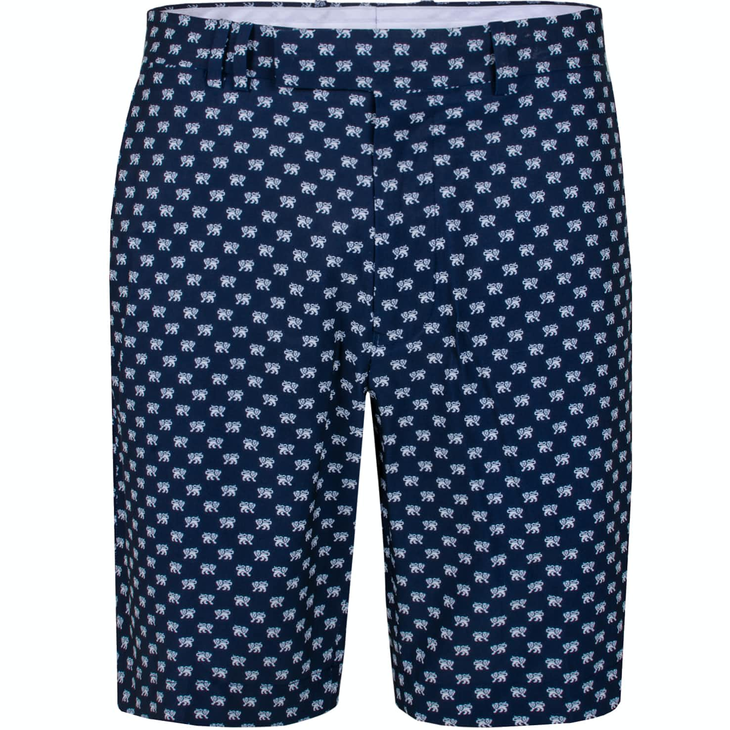 Athletic Stretch Shorts Ivy Mascot Print - AW19