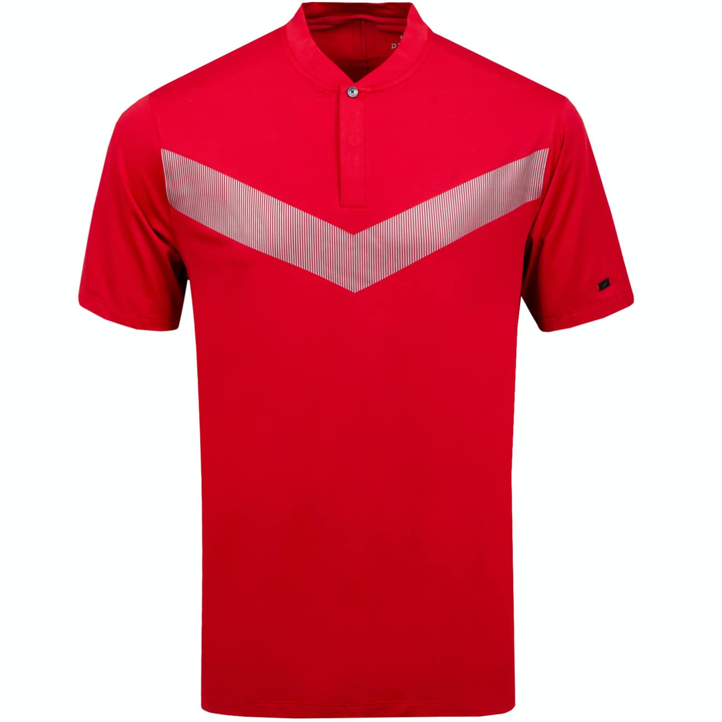 TW Dry Vapor Reflect Blade Polo Gym Red/Black - AW19