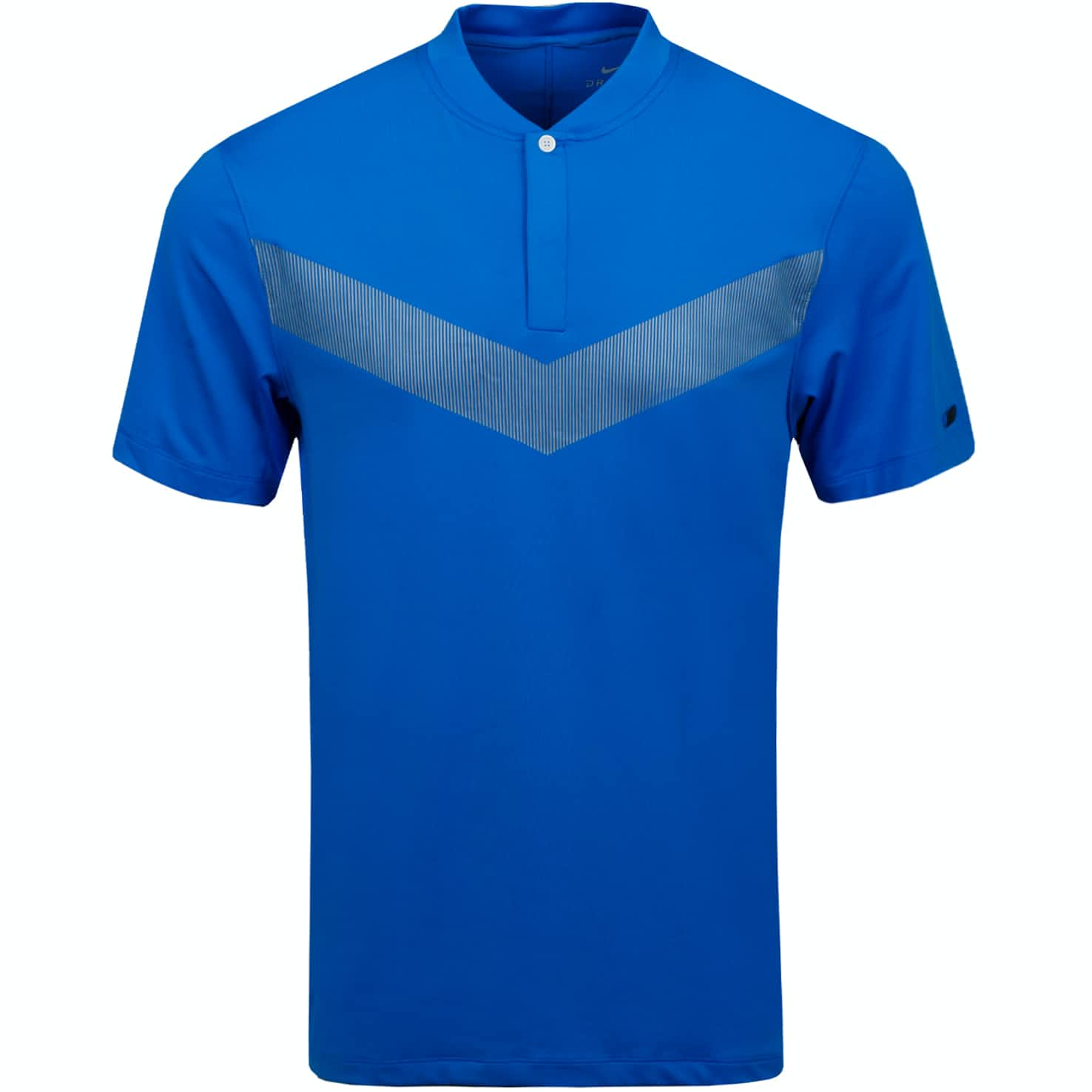TW Dry Vapor Reflect Blade Polo Photo Blue/Black - AW19