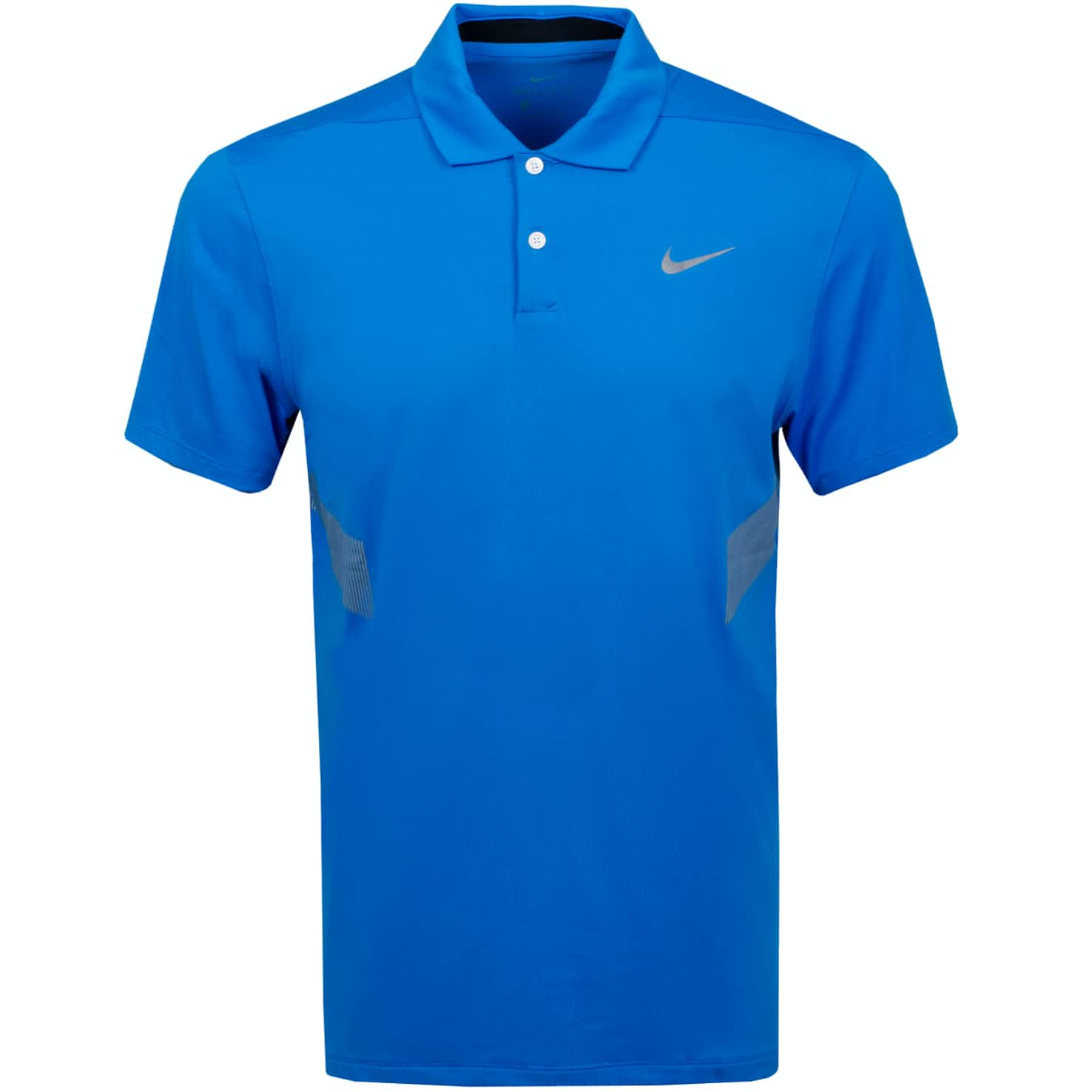 Dry Vapor Reflect Polo Photo Blue/Silver - AW19