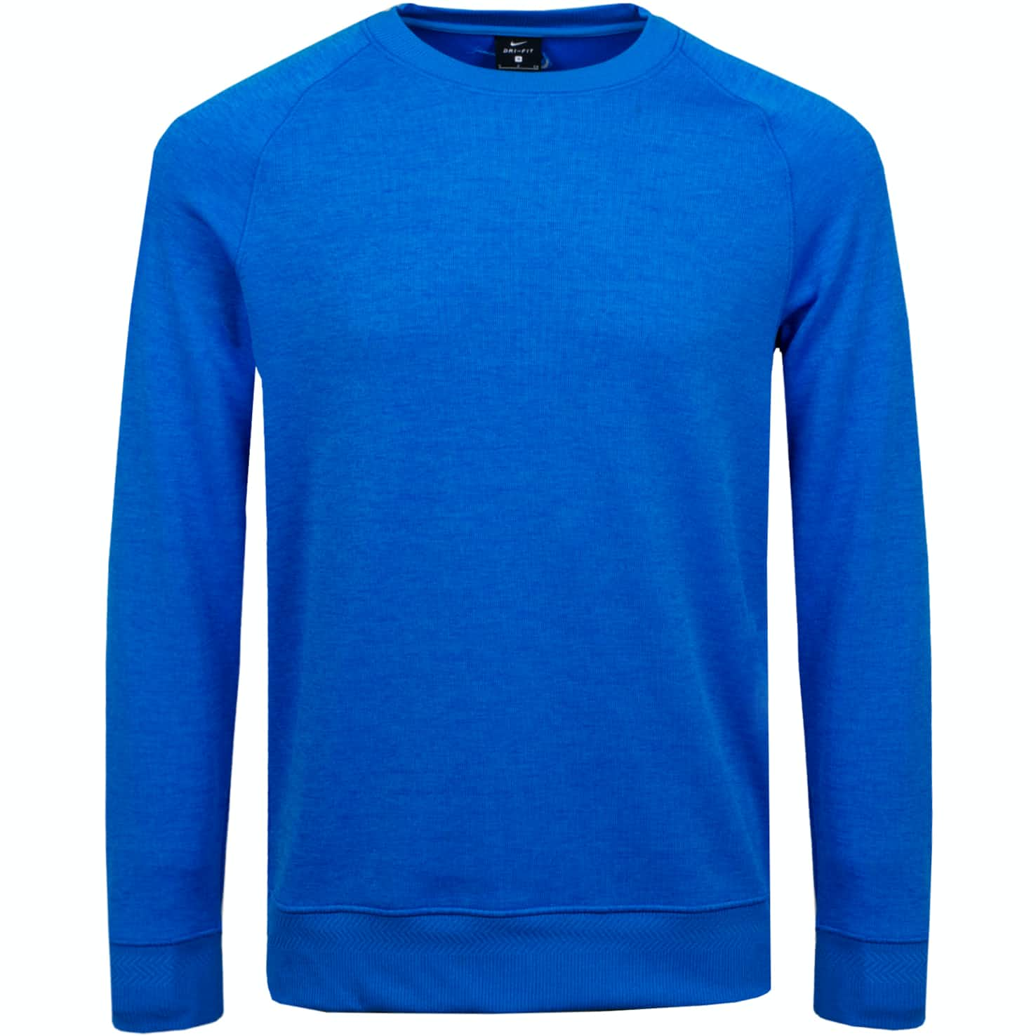 Dry Top Crew Sweater Photo Blue - AW19