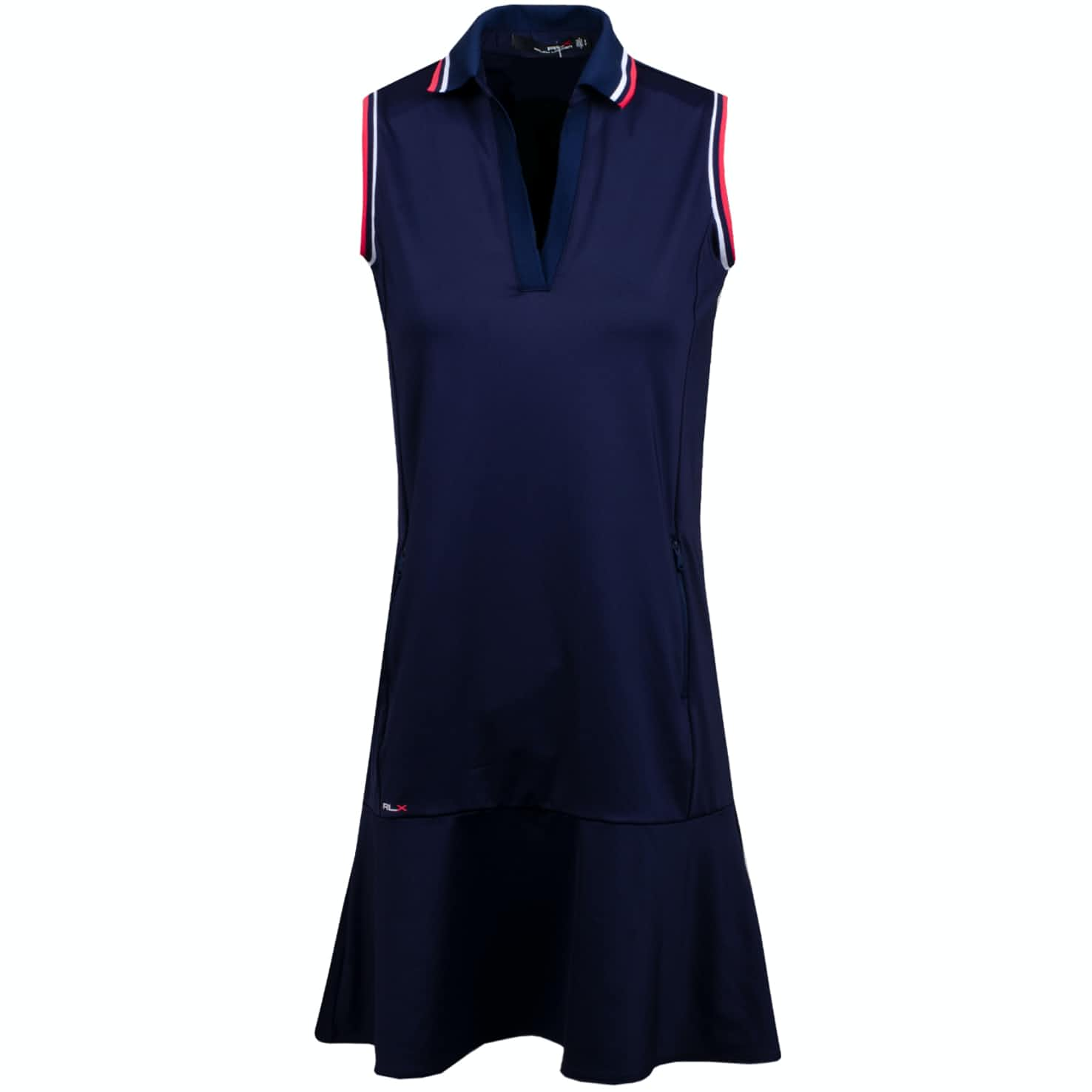 Womens SL Elite Wicking Dress French Navy - AW19