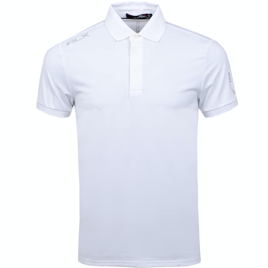 Solid Airflow Jersey Pure White - AW19