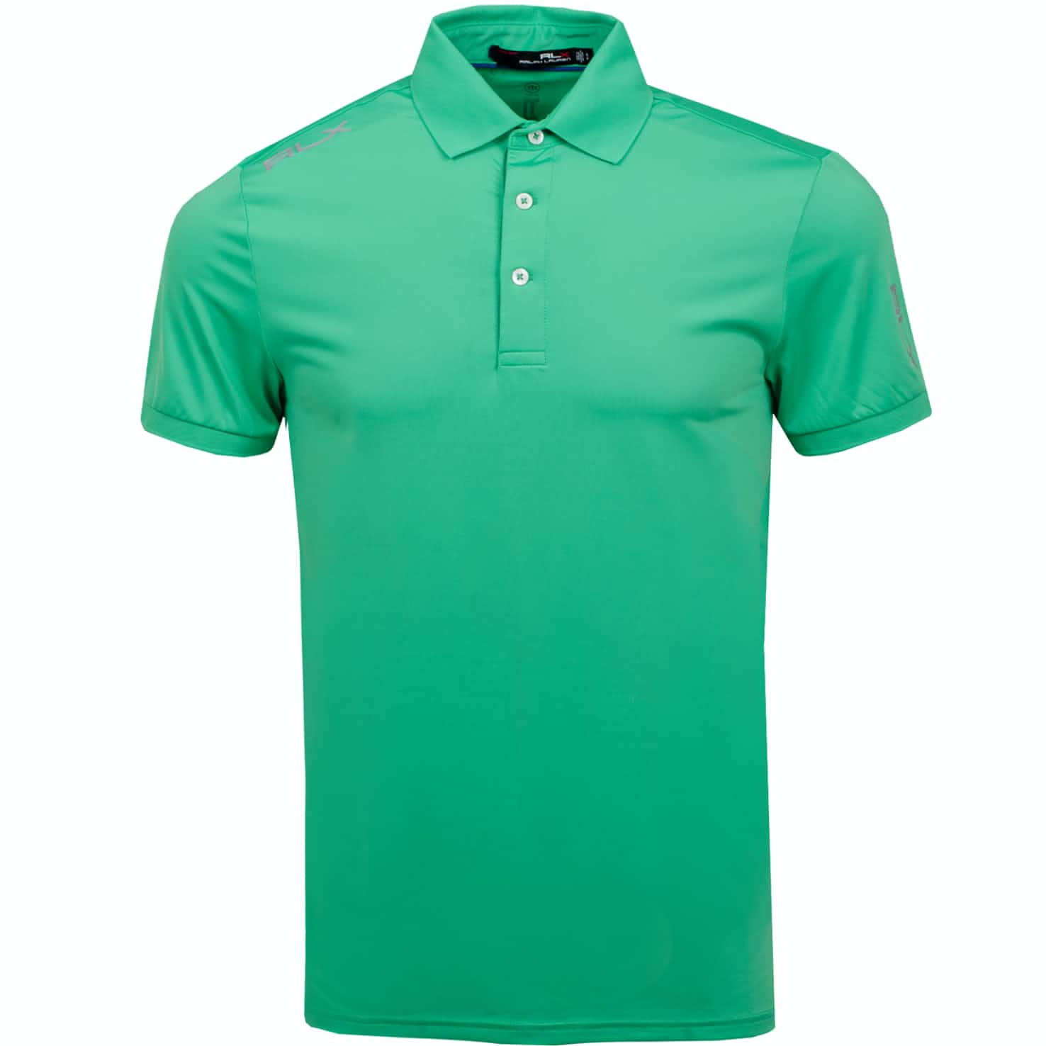 RLX Ralph Lauren Solid Airflow Jersey Classic Kelly - AW19