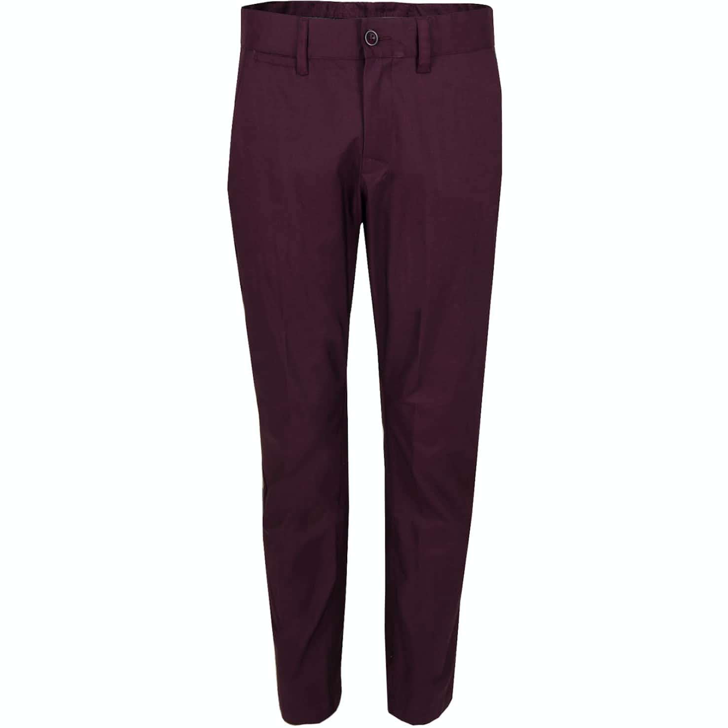 Maxwell Cotton Pants Mahogany