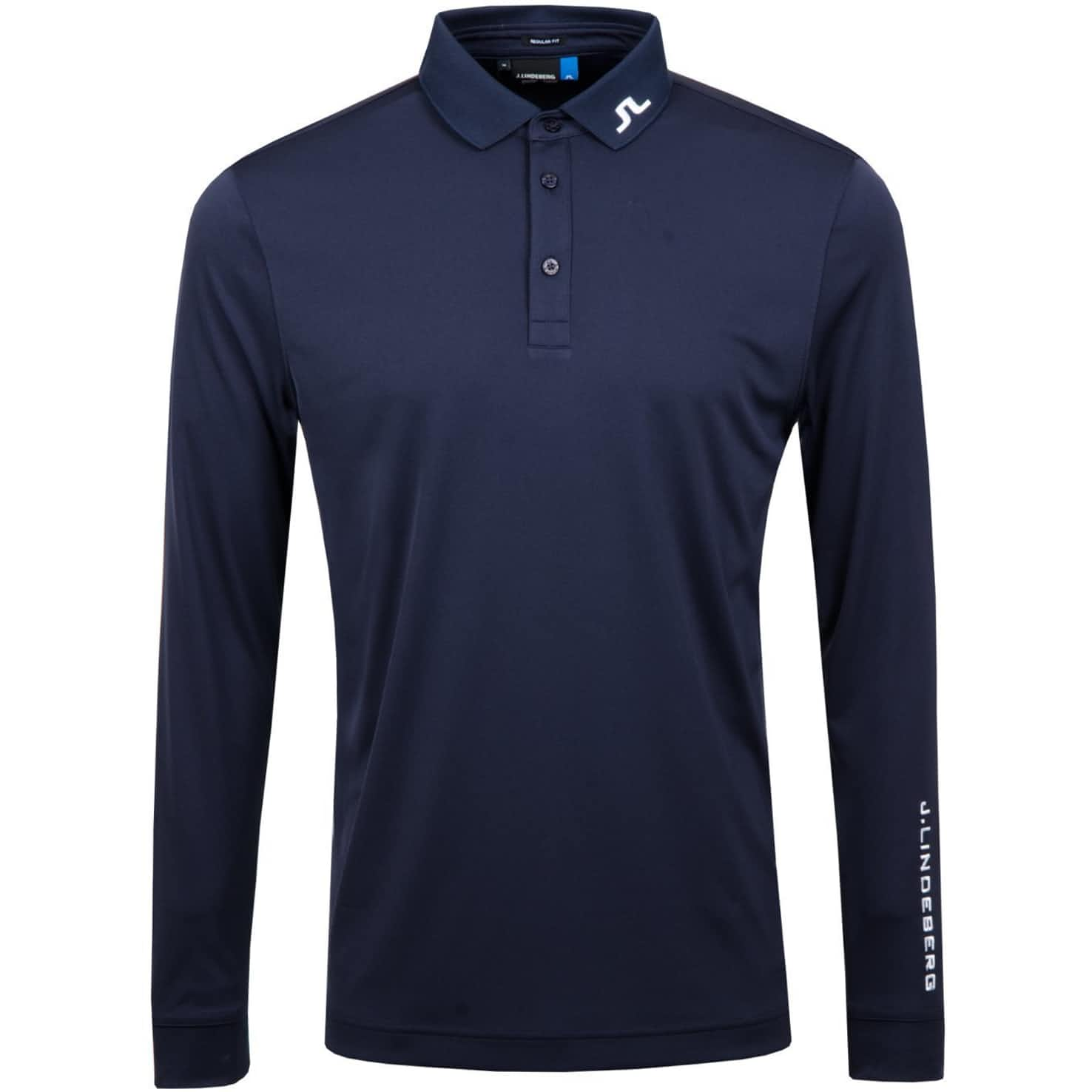 Tour Tech LS Regular Fit TX Jersey JL Navy - 2020