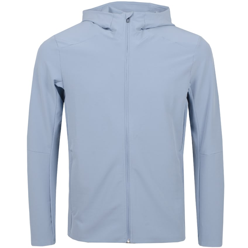 x TRENDYGOLF Warp Light Packable Jacket Chambray - SS21