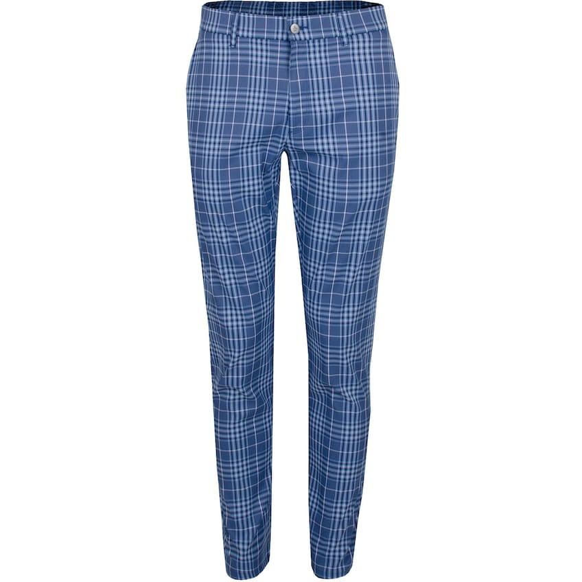 New Original Plaid Pants Black Iris - SS21