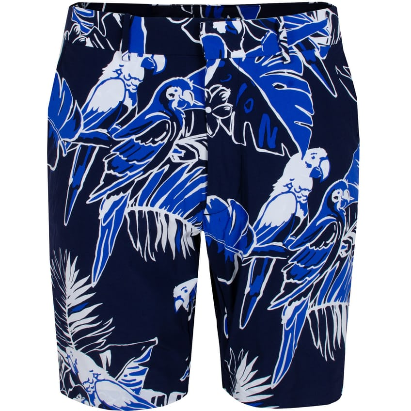 Printed Tailored Fit Links To Beach Short Parrot Talk - SS21