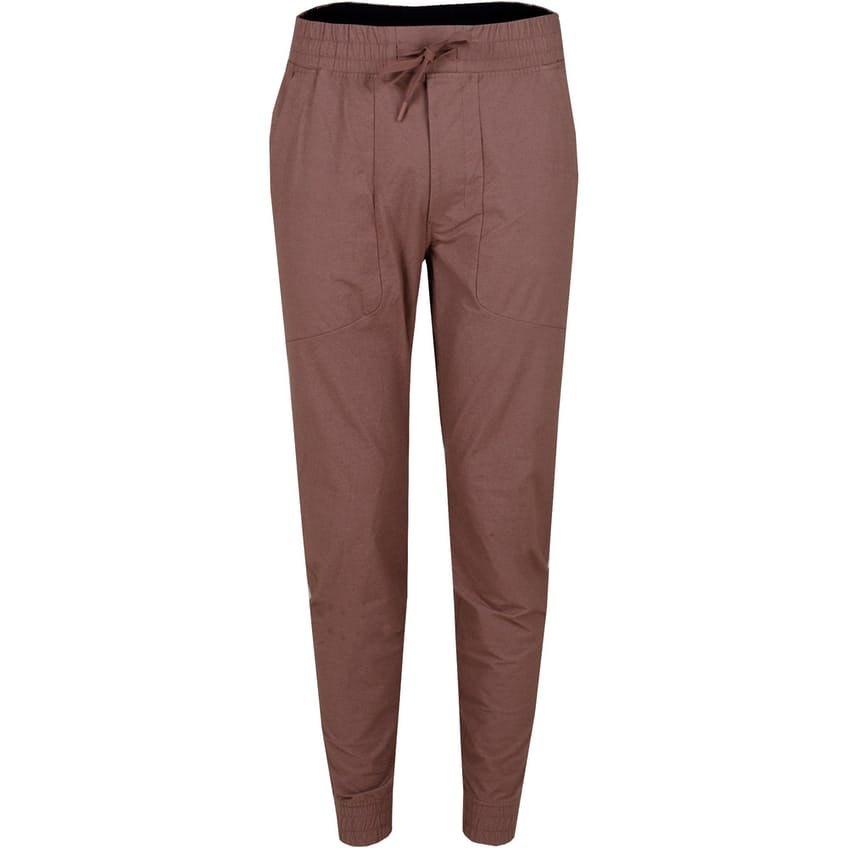 x TRENDYGOLF ABC Cotton-Blend Jogger Clay - SS21