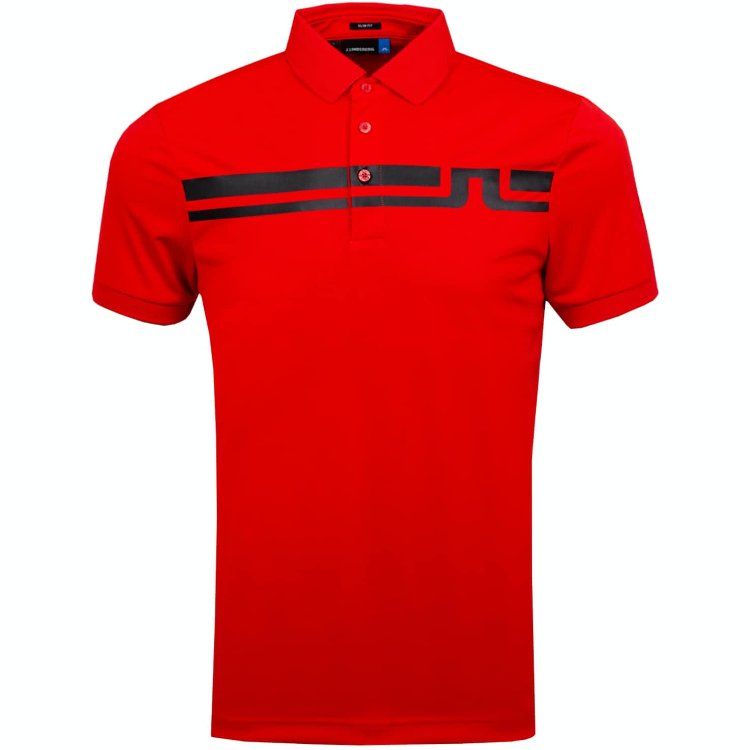 Eddy Slim TX Jersey Racing Red - AW19