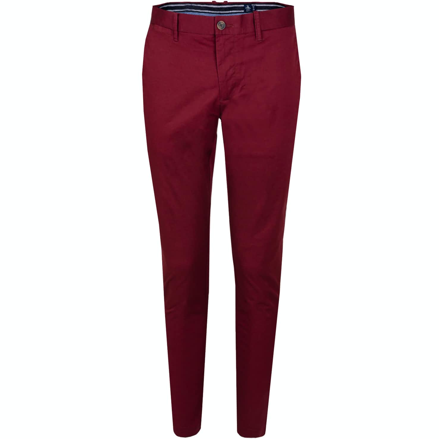 P55 Chino Trousers Tawny Port - AW19