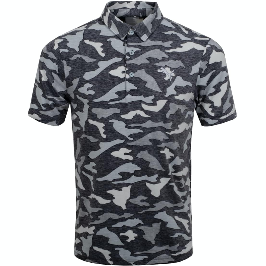 Raleigh Polo Quiet Shade Heather - AW19