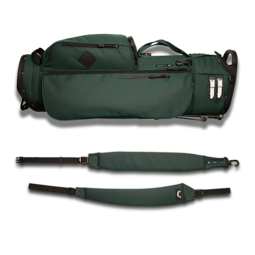 Utility Trouper Bag Forest Green - 2021