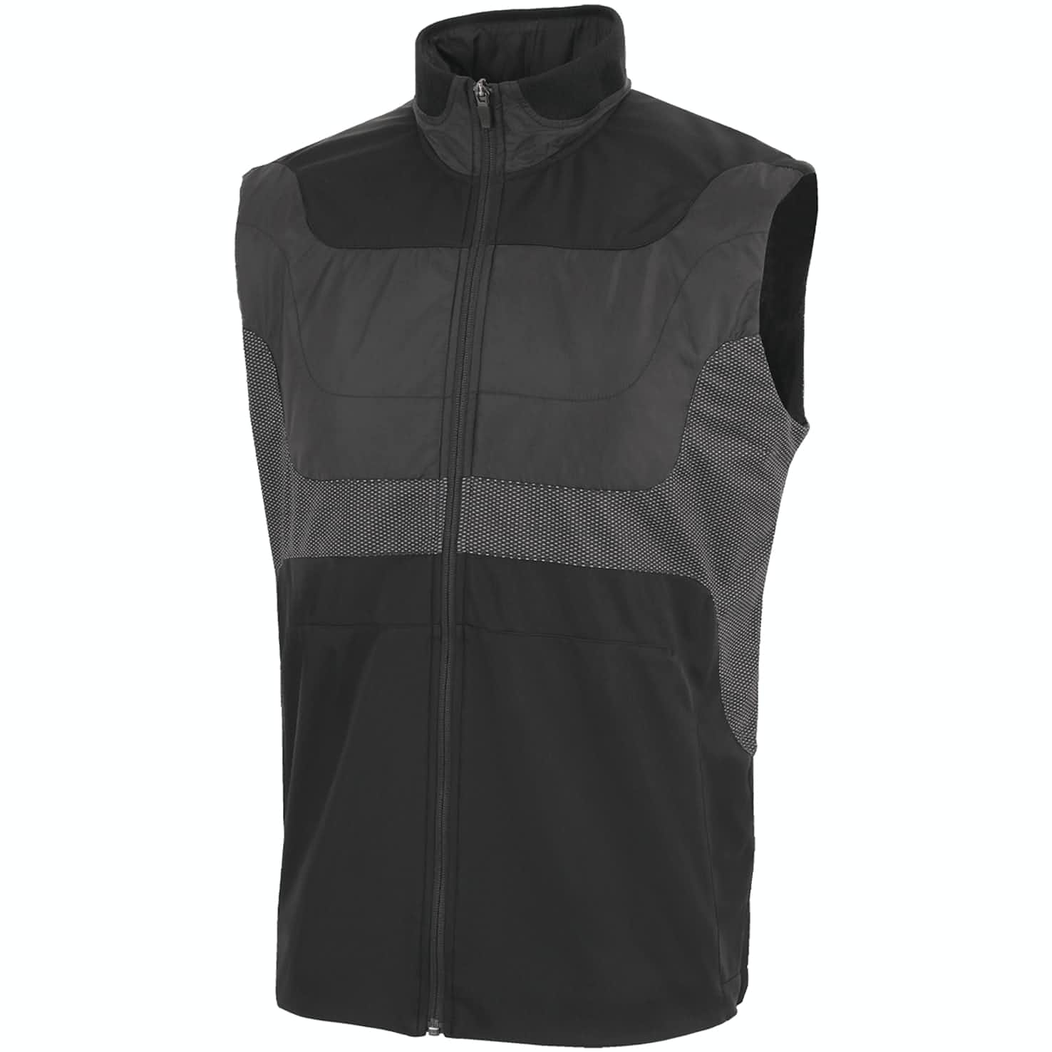Louis Interface-1 Bodywarmer Black/Sharkskin - AW19