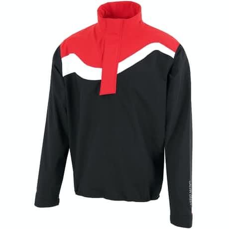 Anthony Gore-Tex Jacket Black/Red/White - AW19