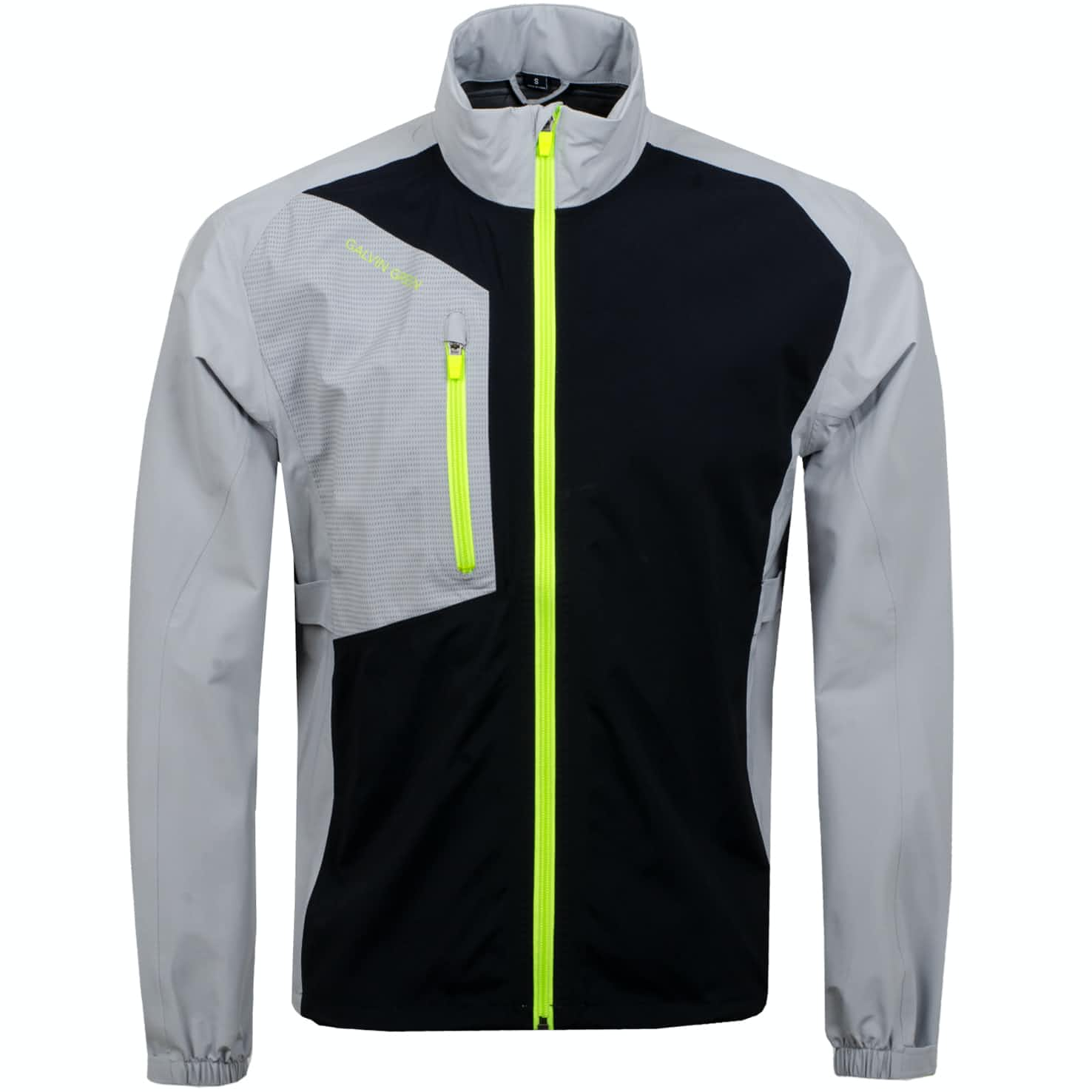 Andres Gore-Tex Stretch Jacket Sharkskin/Black/Lime - AW19