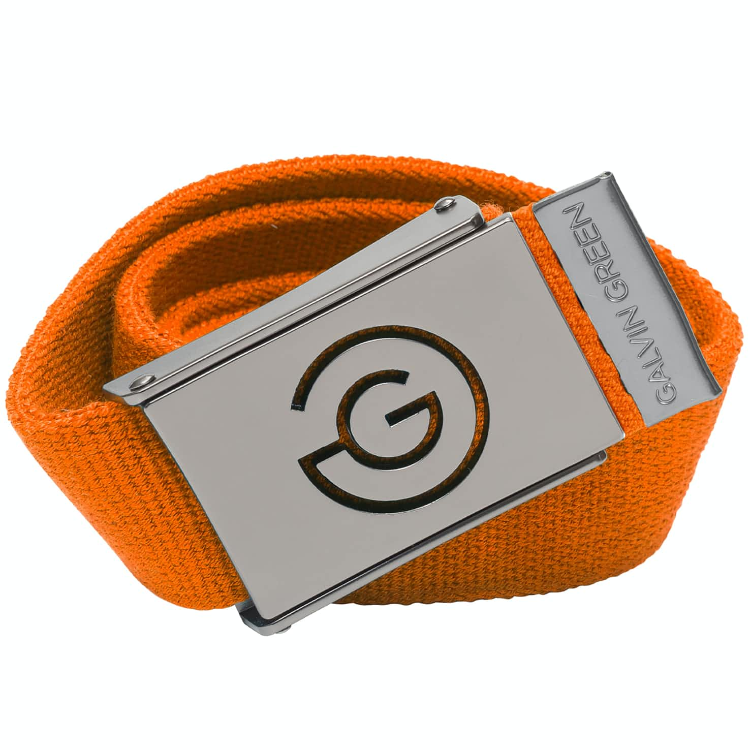 Warren Nylon Belt Rusty Orange - AW19