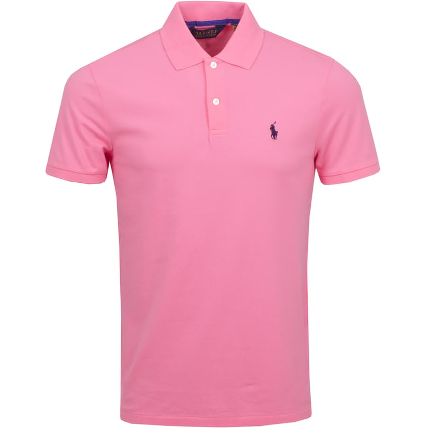 Stretch Mesh Pro Fit Polo Pink - 2021 0
