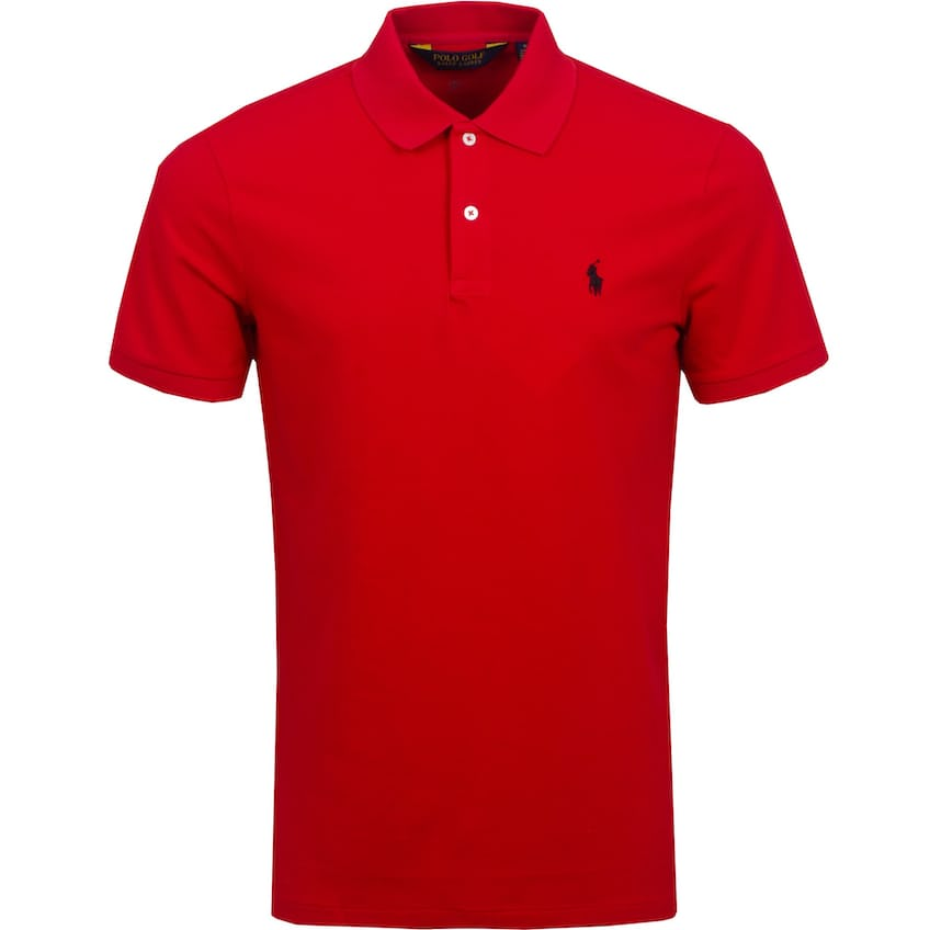 Stretch Mesh Pro Fit Polo RL 2000 Red - 2021 0