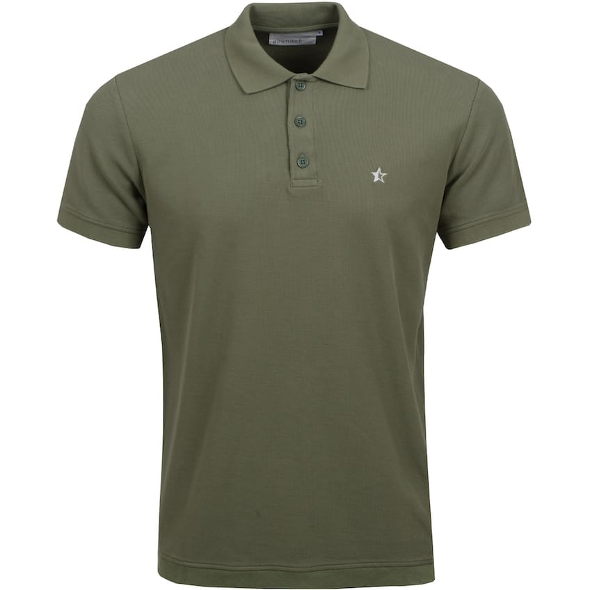 Play Well Polo Olive - SS21
