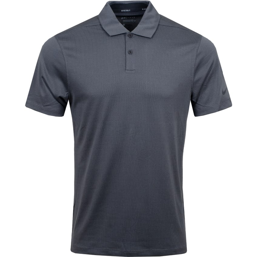 Dri-Fit Vapor Jacquard Polo Black/Black - Summer 21