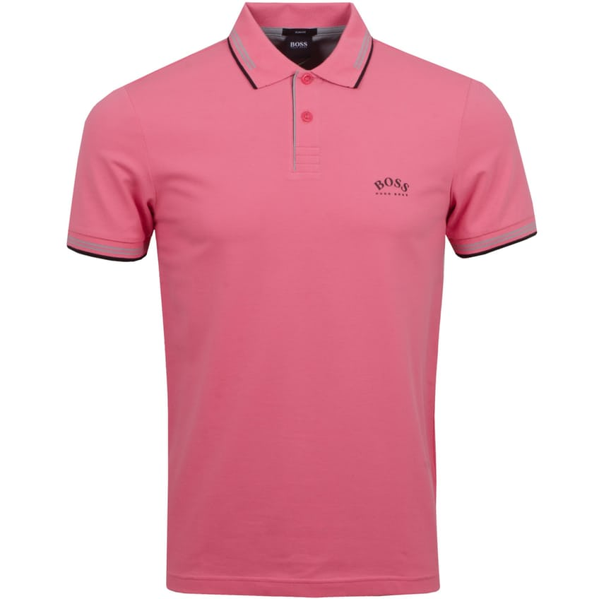 Paul Curved Pink - Summer 21
