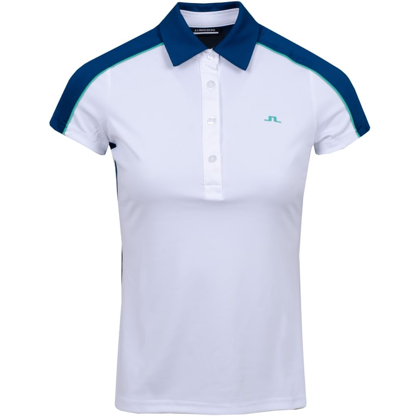 Womens Cicca Polo White - Summer 21 0