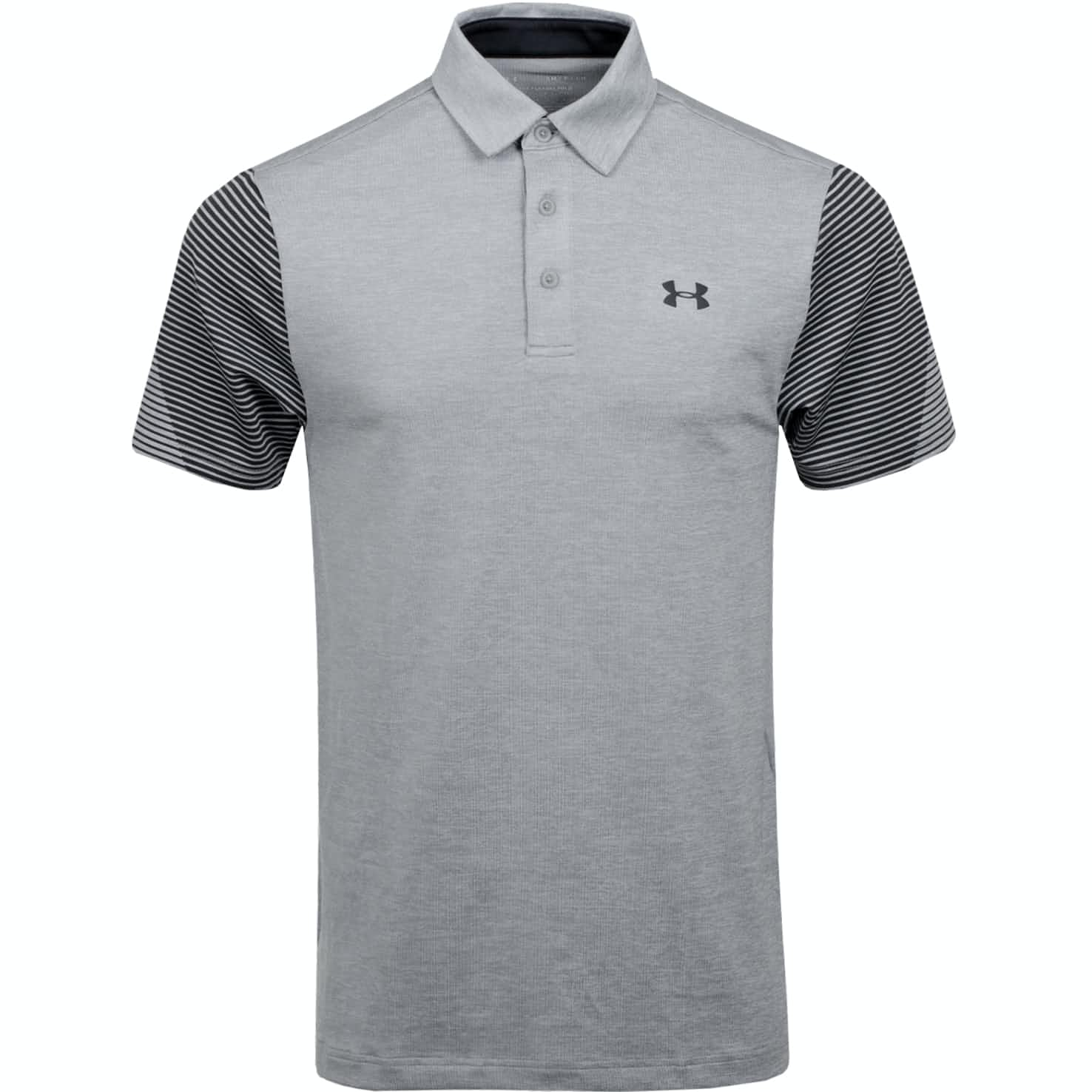Playoff Polo 2.0 Steel/Black - AW19