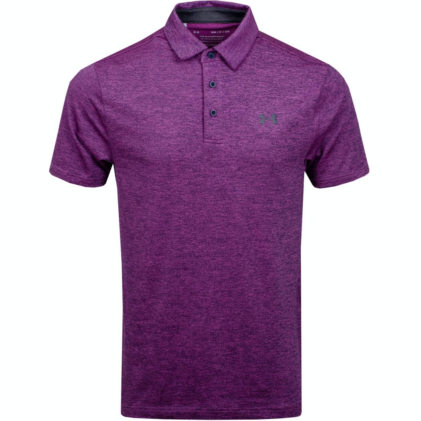 Playoff Polo 2.0 Optic Purple/Pitch Grey - AW19