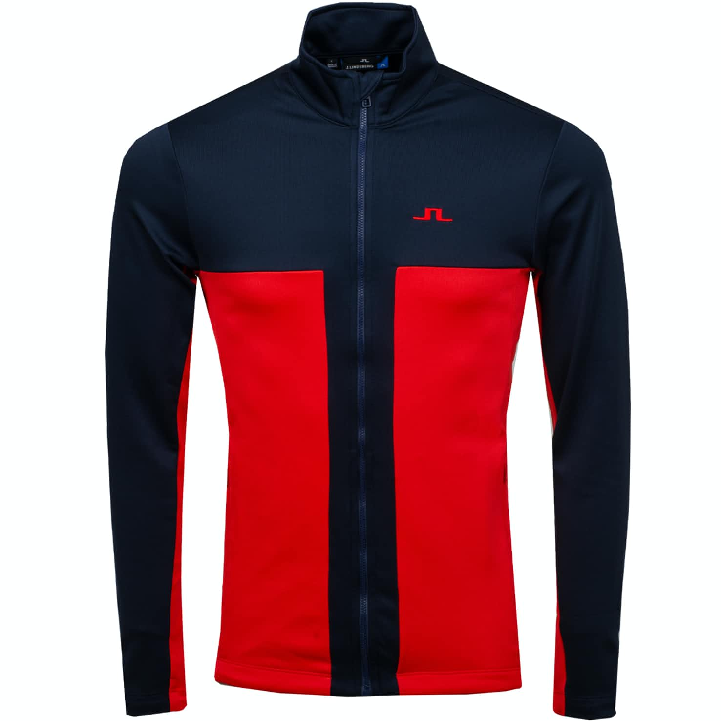 J.Lindeberg Baker TX Mid Jacket Racing Red - AW19