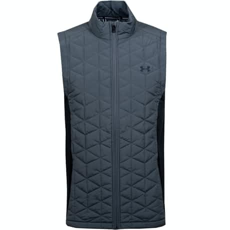 Golf Reactor Hybrid Vest Pitch Grey/Black - AW19