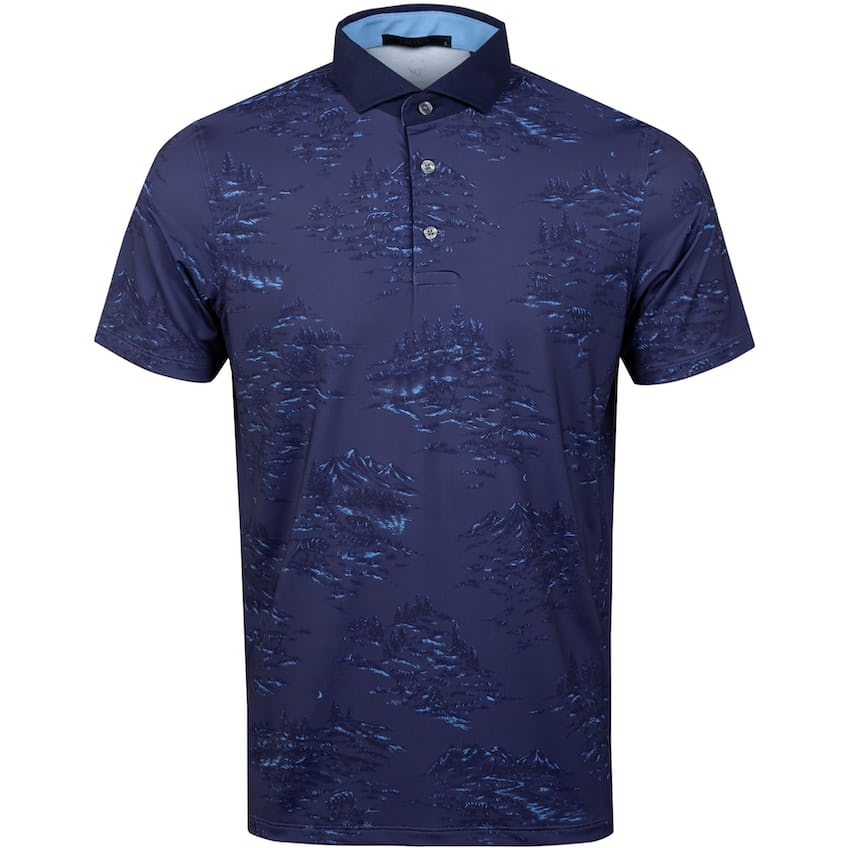 Wolf Toile Polo Raven - Summer 21 0