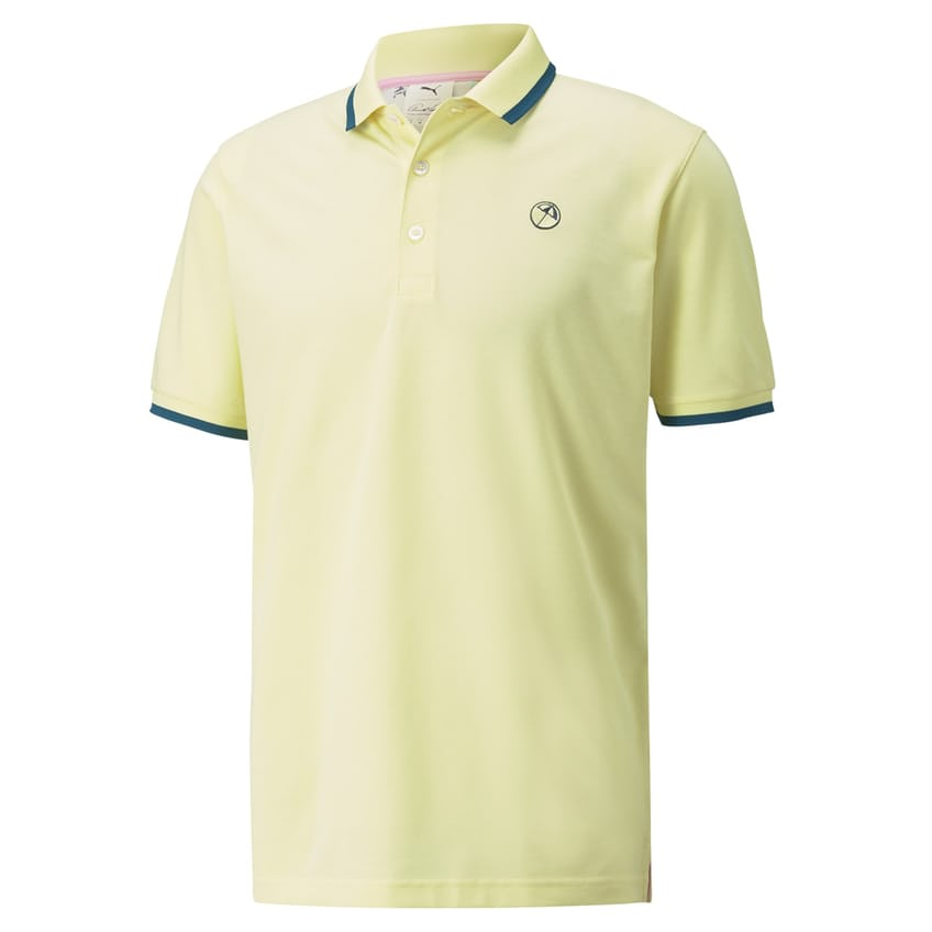 Signature Tipped Polo Yellow Pear - AW21 0