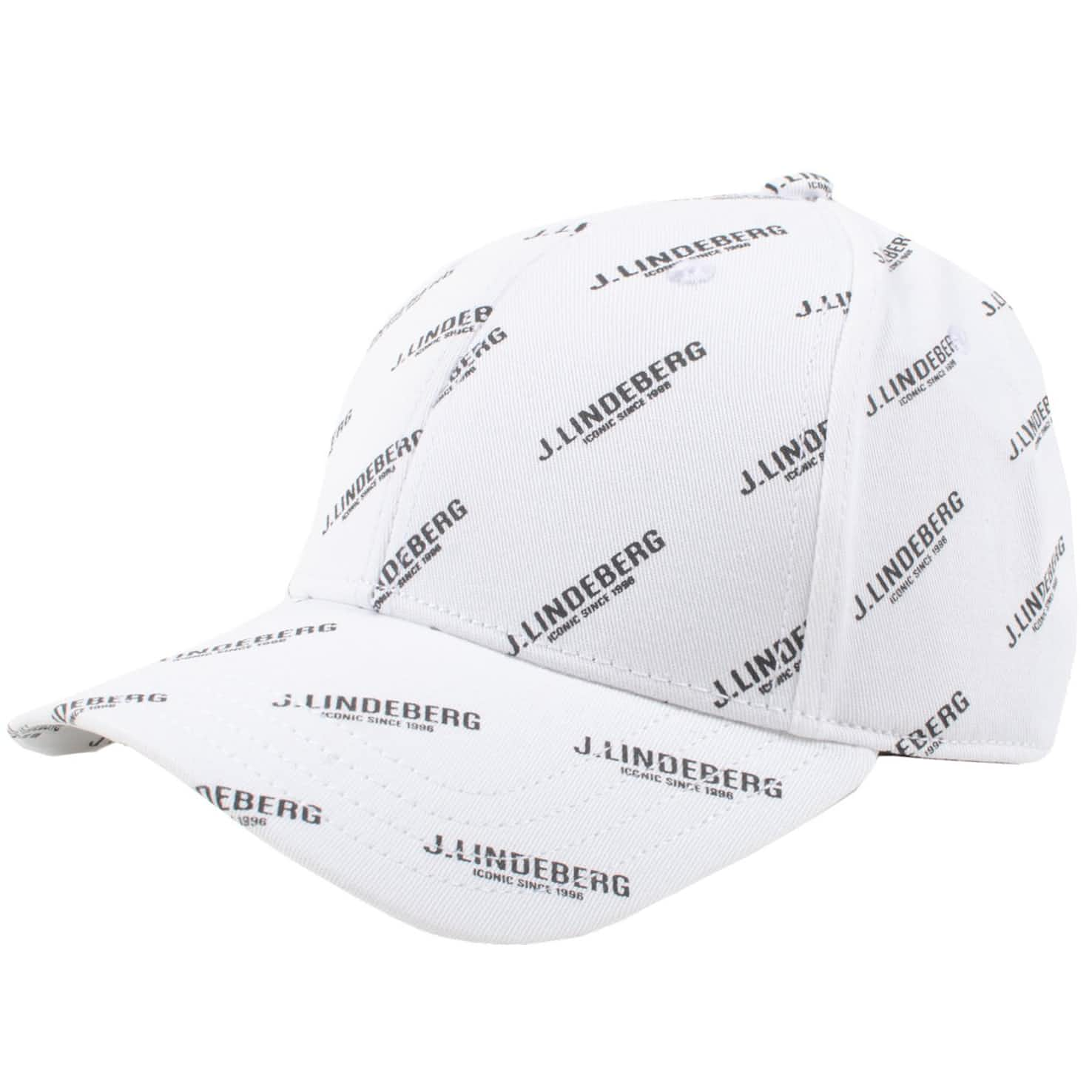 Print Flexi Twill Cap White - AW19
