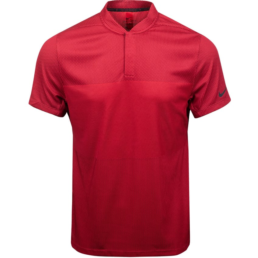TW Dri-Fit Blade Polo Team Red - Summer 21 0